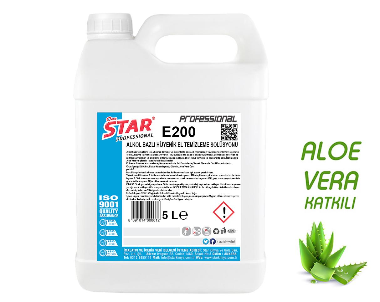 Alkol Bazlı Hijyenik El Solüsyonu 5 L