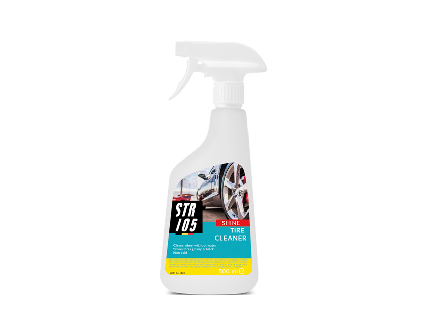 TIRE CLEANER 500 ml