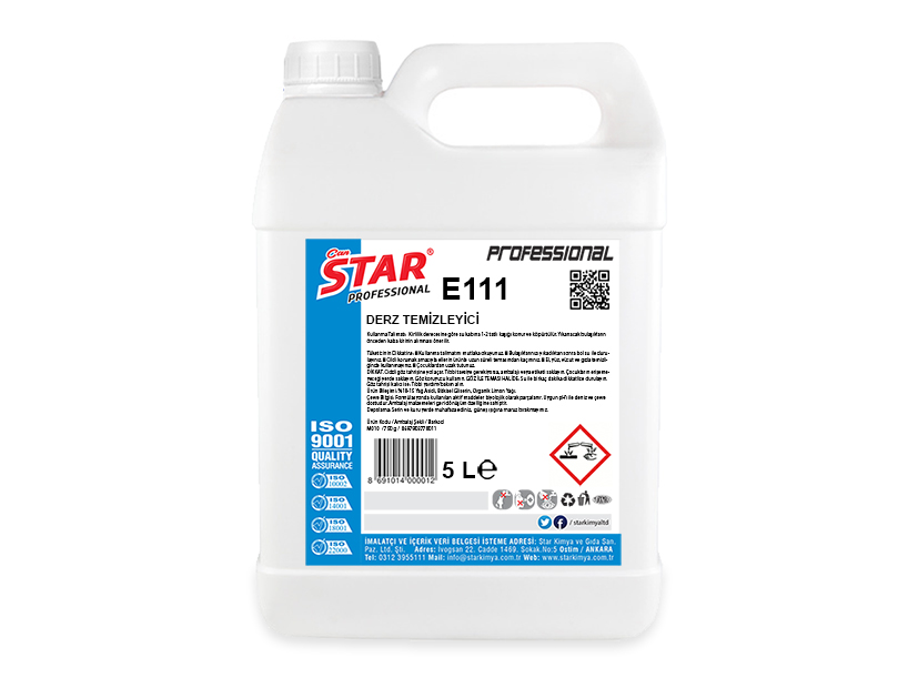 GROUTING CLEANING LIQUID 5 LT