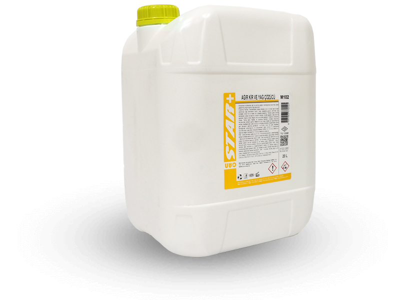 20 KG. LIQUID DETERGENT FOR THICK DIRTS AND OILS