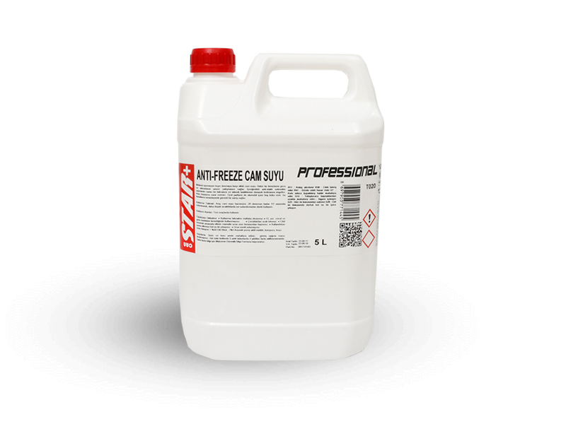 ANTIFREEZE GLASS WATER 5LT
