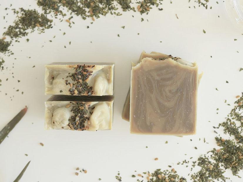 Aloe Vera ve Yeşil Çay Sabunu