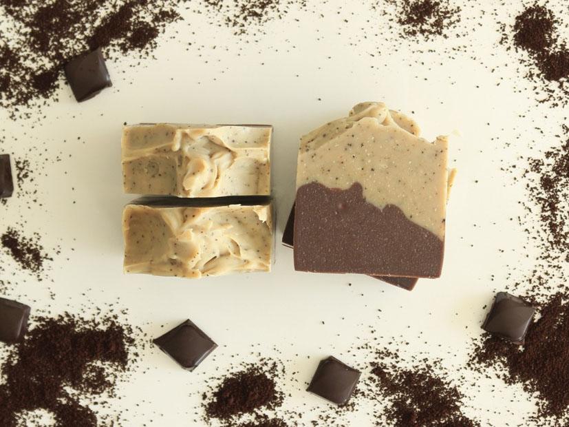 Kakao ve Kahve Sabunu