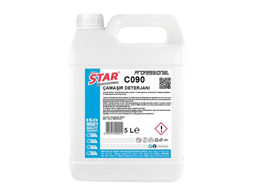 Sıvı Çamaşır Deterjanı (Beyazlar İçin) 5 Litre